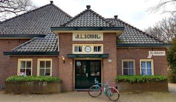 Erg leuk oud dorpsschooltje