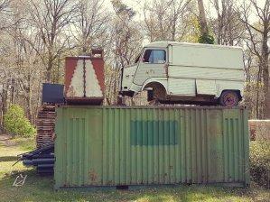 Deze HY zal waarschijnlijk nooit meer rijden... :(