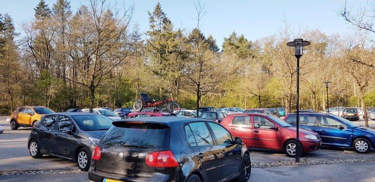 Zo'n Kettwiesel is ook erg handig om je auto terug te vinden op een vol parkeerterrein 🤣