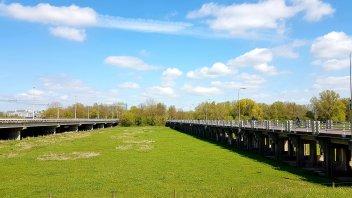 Bruggen-duo bij Arnhem